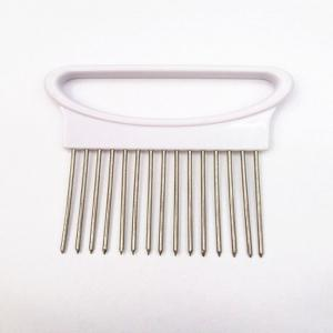 DIHE Fruits Vegetables Meat Section Locking Pin Stainless Steel -