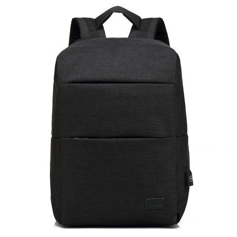 Shop AUGUR Fashion Backpacks USB Charging Men Women Casual Travel Teenager Student Laptop School Bags