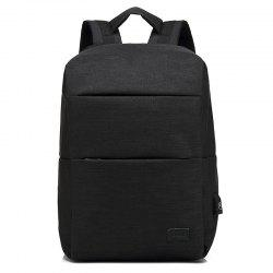 AUGUR Fashion Backpacks USB Charging Men Women Casual Travel Teenager Student Laptop School Bags -