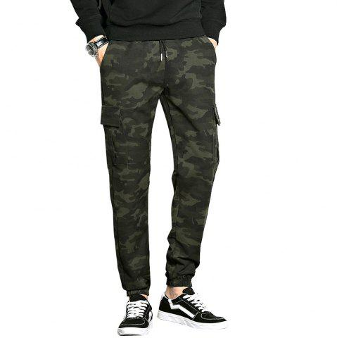 Best Camouflage Knitted and Casual Fashion Trousers