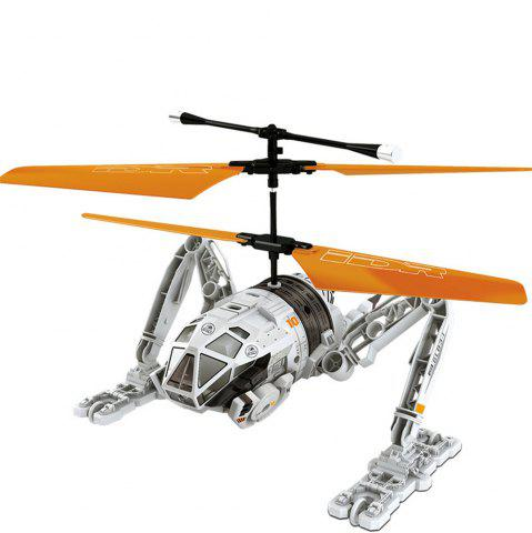 Cheap Attop IDR902 RC Helicopter with High Power Moter / 6 - axis Gyroscope / Buffer Taxiing Wheel