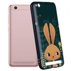 Case For Xiaomi Redmi NOTE5A Rabbit Design Soft TPU Hand Case -