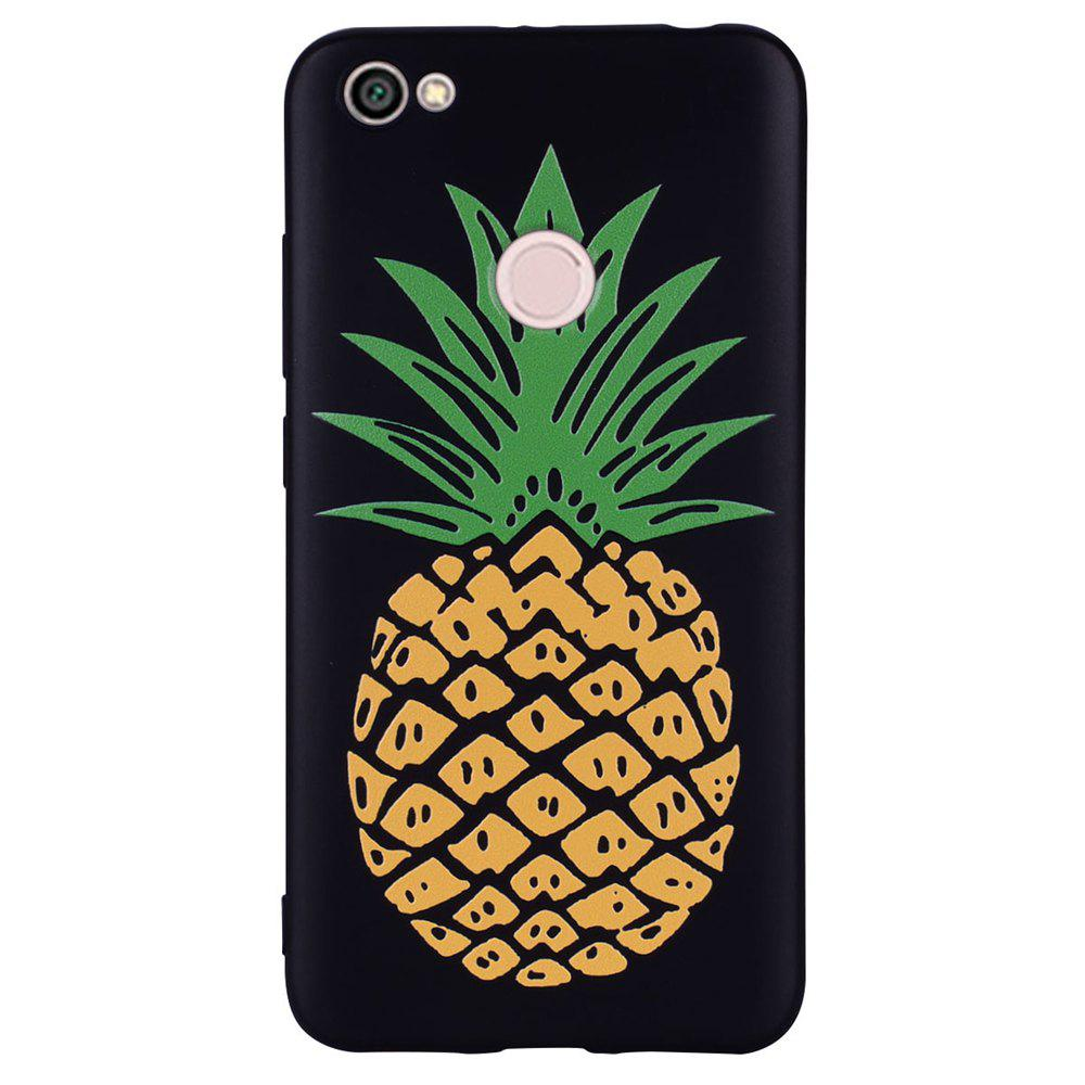 Store Case For Xiaomi Redmi NOTE5A  Pineapple Design Soft TPU Hand Case