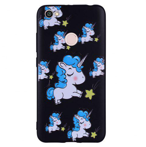 Affordable Case For Xiaomi Redmi NOTE5A Unicorn Design Soft TPU Mobile Phone Case