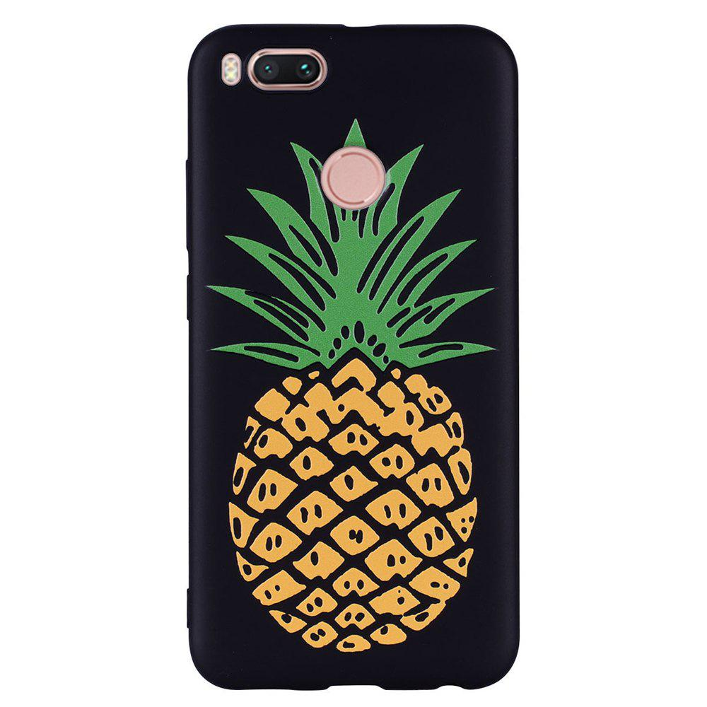 Fancy Phone Case For Xiaomi 5X  Pineapple Design Soft TPU Hand Case