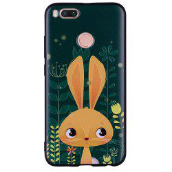 Phone Case For Xiaomi 5X  Rabbit   Design Soft TPU Hand Case -