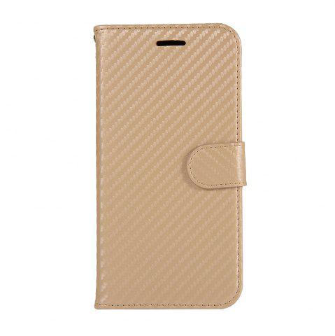 Store Carbon Fiber Flip Case for Huawei Honor V10 Wallet Cover with Stand Function
