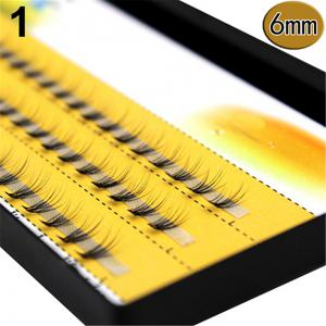 60PCS Professional Maquillage Individuel Cluster Eye Lashes -