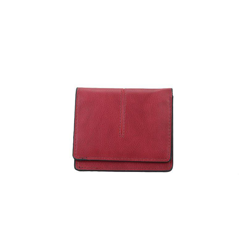 Latest New Women's Casual Short Wallet