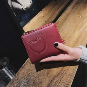 New Women's Hollow Simple Wallet -