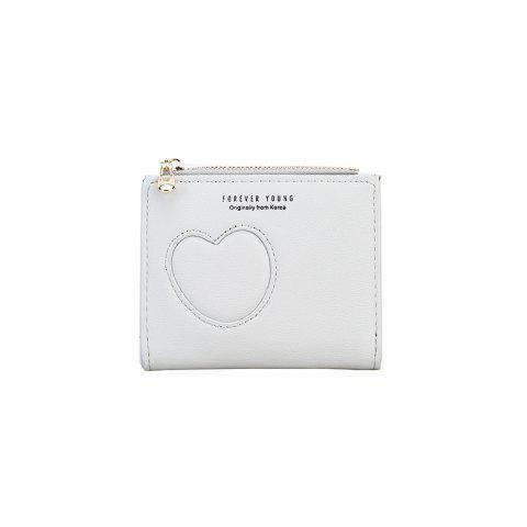Chic New Women's Hollow Simple Wallet