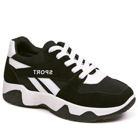 Latest Thick Bottom Breathable Sneakers