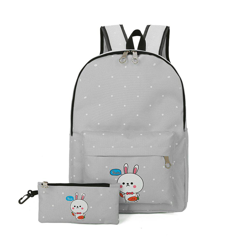 Canvas Small Fresh Fashion Wild Girls College