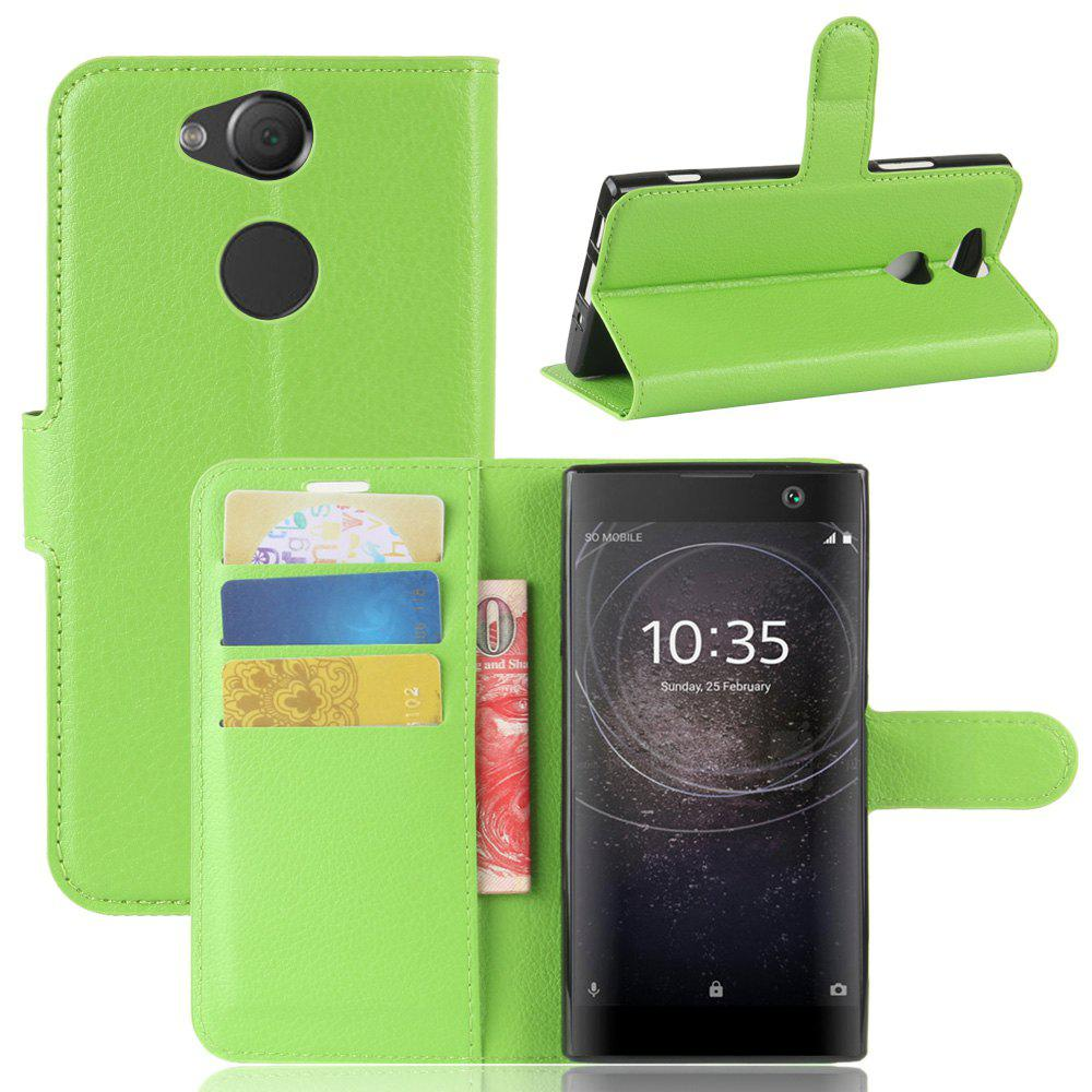 Latest PU Leather Flip-Open Full Body Case Cover for Xperia XA2