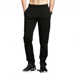 Slim Fit Elasticity Casual Pants -