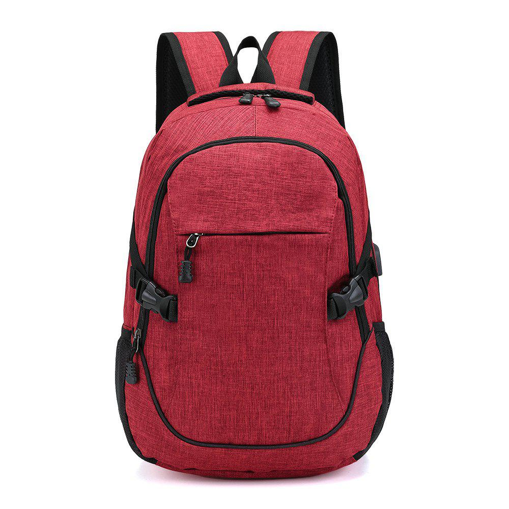 Fancy Fashion Young Men's Backpack