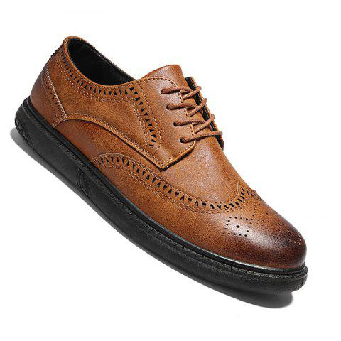 New Vintage Casual Brock Shoes For Men