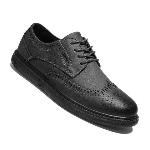 Shops Vintage Casual Brock Shoes For Men