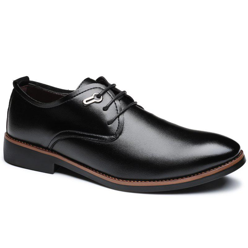 Outfit Casual Simple Style Male Business Shoes