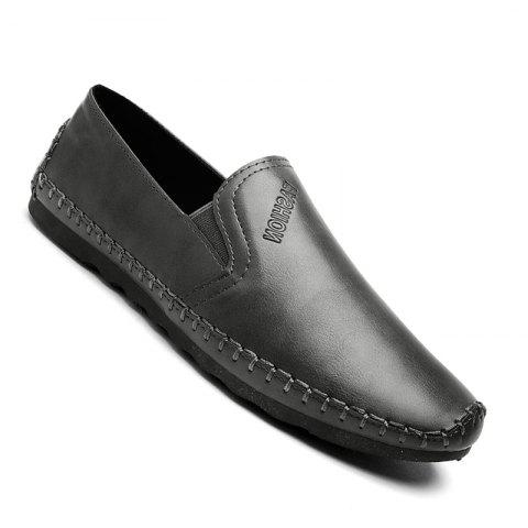 Chic Casual Simple Style Formal Shoes For Men