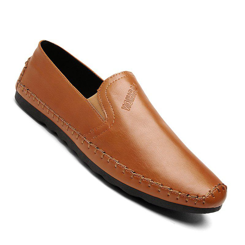 Outfit Casual Simple Style Formal Shoes For Men