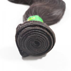 Brazilian Straight Unprocessed Real Human Hair Extensions Washable and Dyeable -