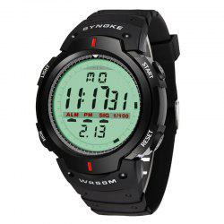 SYNOKE 61577 Sports Men Waterproof Outdoor Watch -