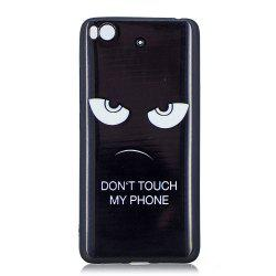 The Eyes Phone Case for Xiaomi Mi 5S Case Fashion Cartoon Relief Soft Silicone TPU Cover Cases Protection Phone Bag -