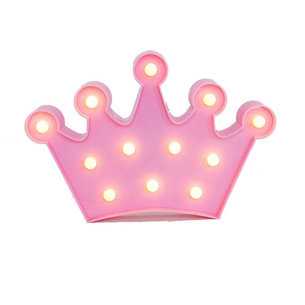 Buy New Crown Modeling Lamp LED Lights Children's Room Decoration Night
