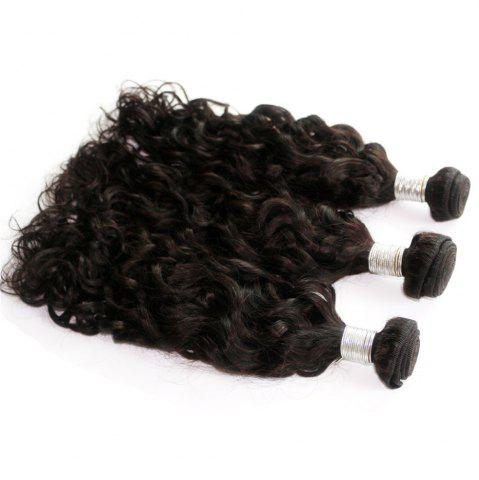 Outfit Natural Wave 100 Percent Peruvian Virgin Hair Weave 3pcs