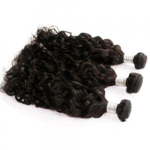 Natural Wave 100 Percent Peruvian Human Virgin Hair Weave 4pcs -