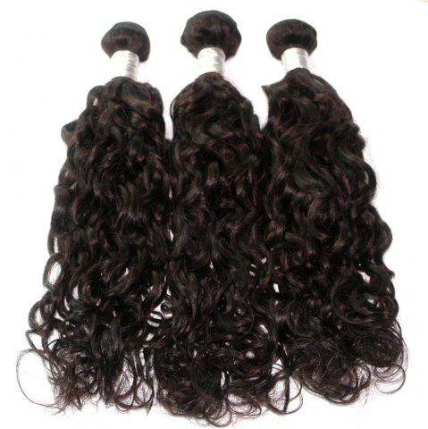 Buy Natural Wave 100 Percent Peruvian Human Virgin Hair Weave 4pcs
