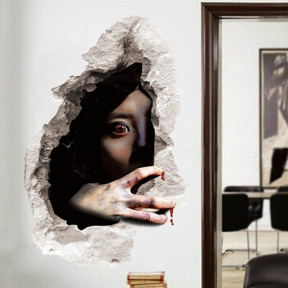 Wall Decals Horror Themes Room Wall Stickers Decorations 256154603