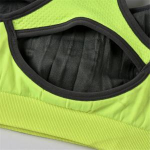 Women Without Steel Ring  Prevent Sagging Sports Bra -