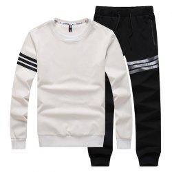 Men's Long Sleeve Leisure Sports Suit -
