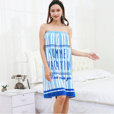 Online Pure Cotton Couples Shower Skirt