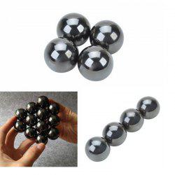 Magnetic Barker Ball New Year Holiday Gift Reducing Toys -