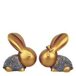 Jewelry Lovers Rabbit Ornaments Creative Wedding Gift -