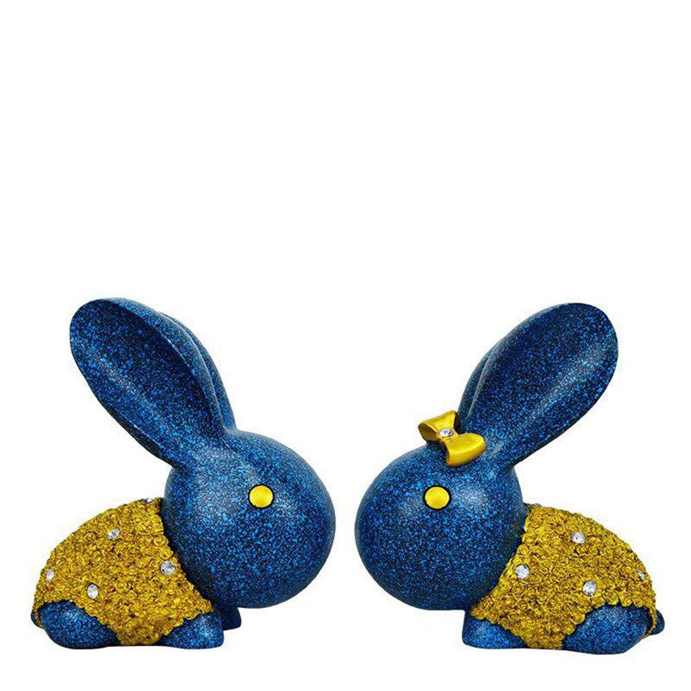 Affordable Jewelry Lovers Rabbit Ornaments Creative Wedding Gift