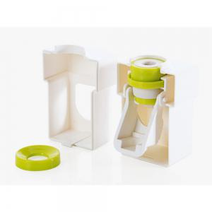 Convenient Hand Free Automatic Baby Toothbrush Dispensers Children Toothpaste Squeezer -