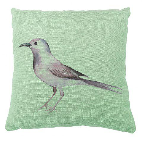 Buy Ink Painting Hand Painted Bird Pillow Covers Car Sofa Cushion