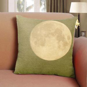 Abstract Moon Pillow Covers Car Bedroom Sofa Cushion -