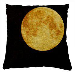 Moon Night Abstract Pattern Car Sofa Cushion Cover Bedroom Pillowcase -