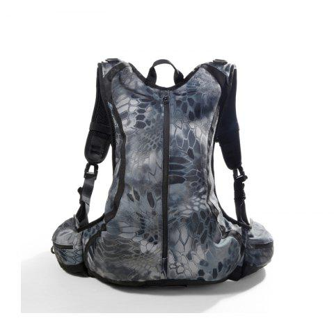 Latest Outdoor Waterproof Riding Hiking Python Camouflage Multi-Functional Commando Tactical Backpack