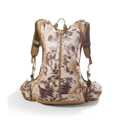 Outfits Outdoor Waterproof Riding Hiking Python Camouflage Multi-Functional Commando Tactical Backpack