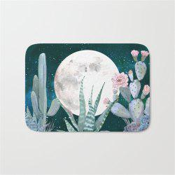Cactus Bathroom Ottomans Living Room Bedroom Floor Mats -
