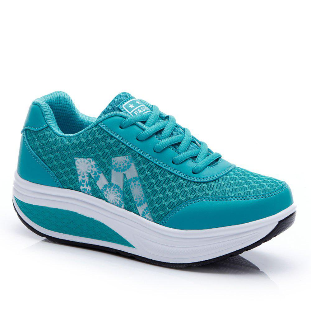 Best Sports Running Leisure Travel Thick Bottom Swing Shoes