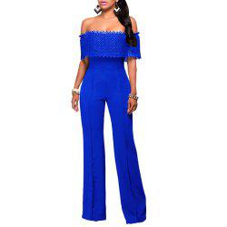 Fashion Jumpsuit Casual Loose -