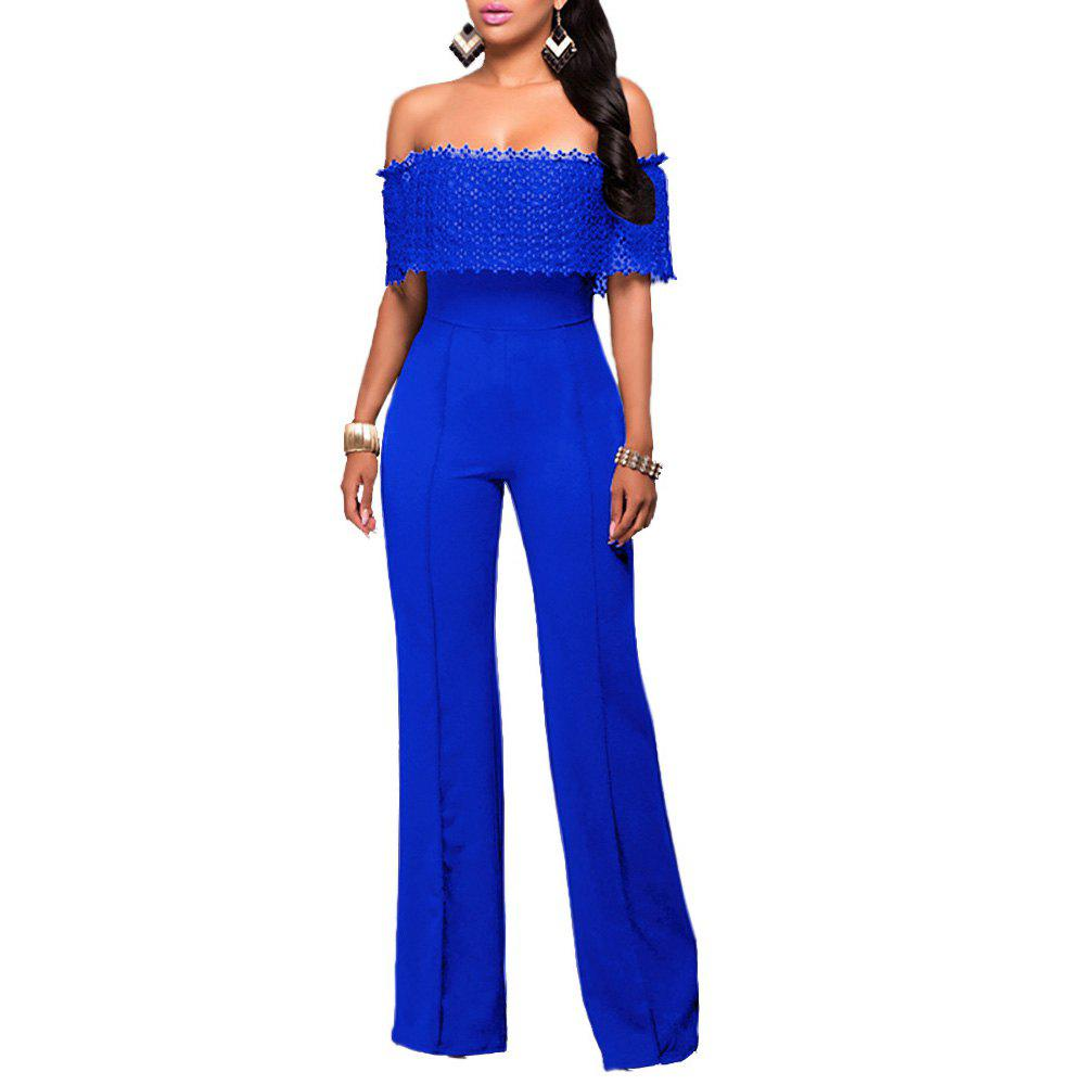 Hot Fashion Loose Casual Jumpsuit