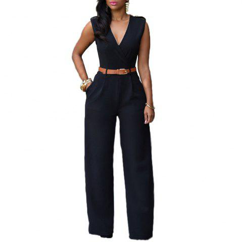 Fashion Loose Slim Jumpsuit Casual